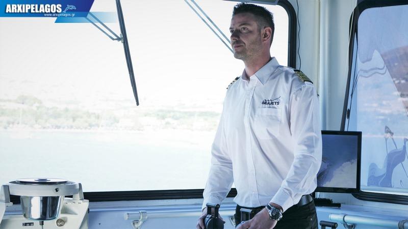 Cpt Γιώργος Βαζούρας Πλοίαρχος στο μεγαλύτερο Ταχύπλοο (Συνέντευξη) (10)