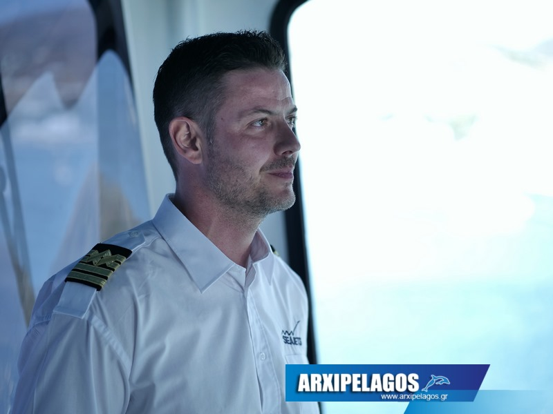 Cpt Γιώργος Βαζούρας Πλοίαρχος στο μεγαλύτερο Ταχύπλοο (Συνέντευξη) (6)