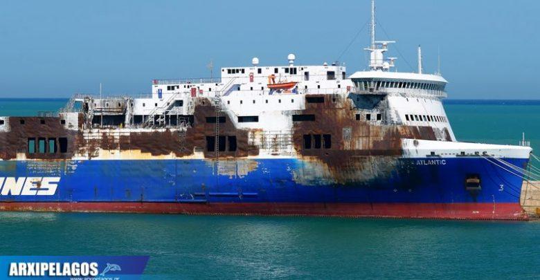 Norman Atlantic Για διάλυση προς Aliaga ; (1)
