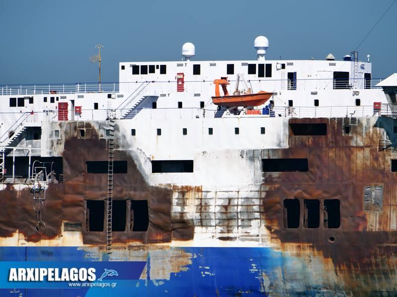 Norman Atlantic Για διάλυση προς Aliaga ; (2)