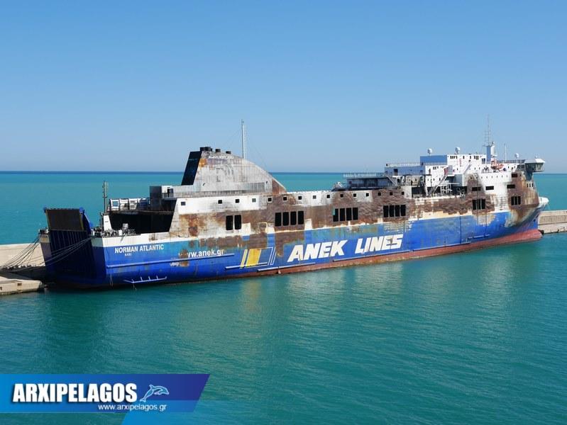Norman Atlantic Για διάλυση προς Aliaga ; (5)