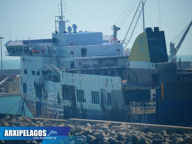 Norman Atlantic Για διάλυση προς Aliaga ; (6)