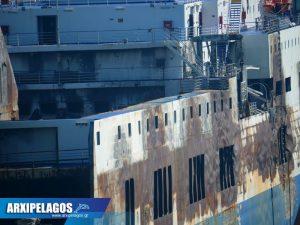 Norman Atlantic Για διάλυση προς Aliaga ; (7)