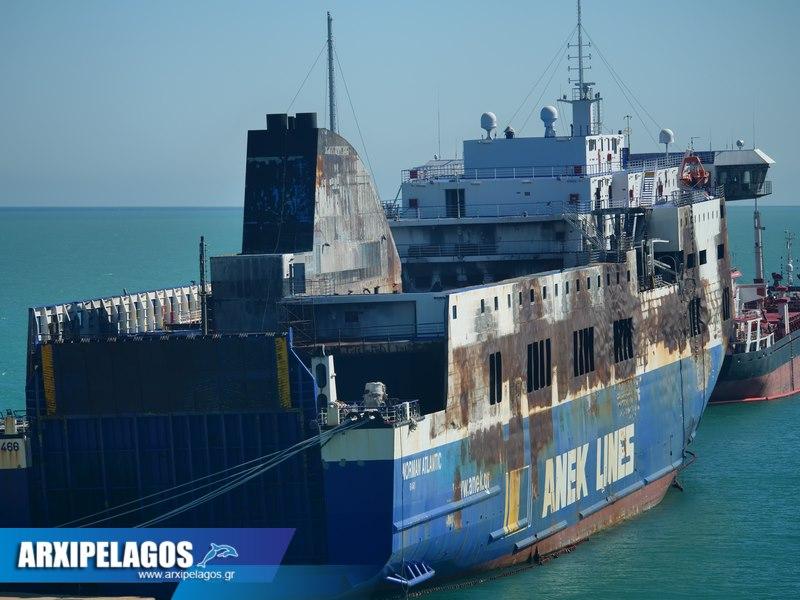 Norman Atlantic Για διάλυση προς Aliaga ; (8)