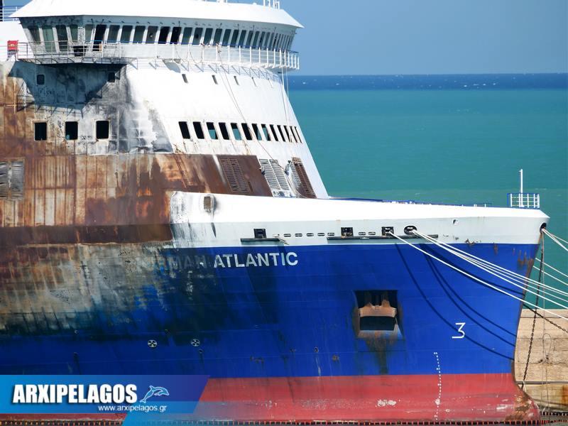 Norman Atlantic Για διάλυση προς Aliaga ; (9)