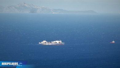 Norman Atlantic φωτογραφήθηκε στα Επτάνησα στην πορεία για Τουρκία (1)