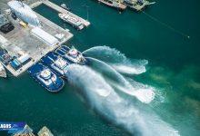 Spanopoulos Group Ύψωσαν την Ελληνική Σημαία 3 νεότευκτα ρυμουλκά