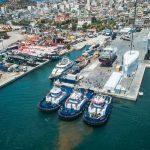 Spanopoulos Group Ύψωσε την Ελληνική Σημαία σε 3 νεότευκτα ρυμουλκά (26)