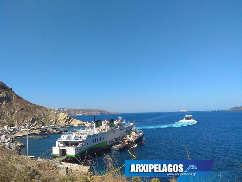 Έφτασε στη Σύρο το Olympus (1)