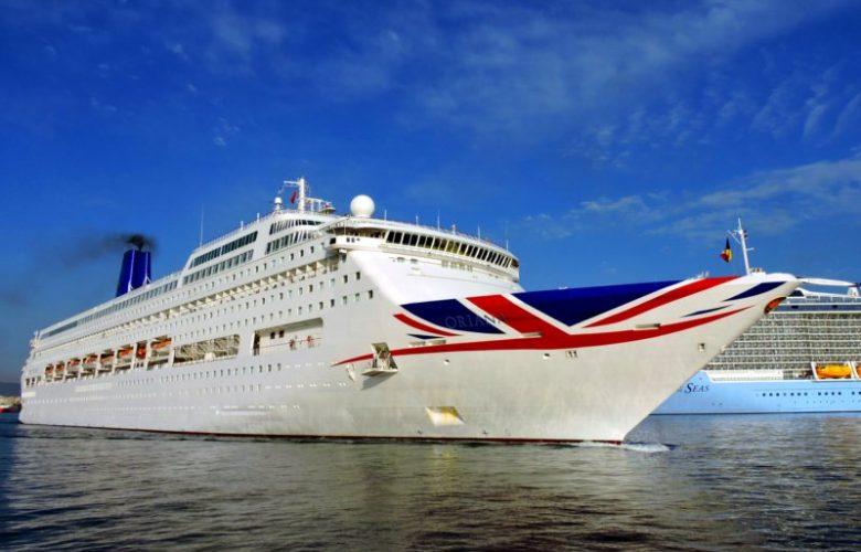 Αποχώρησε απ' την P&o Cruises η Oriana