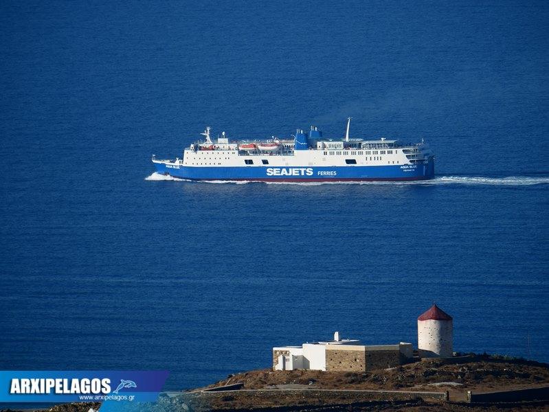 Aqua Blue Το αρχοντοβάπορο της Seajets (26)
