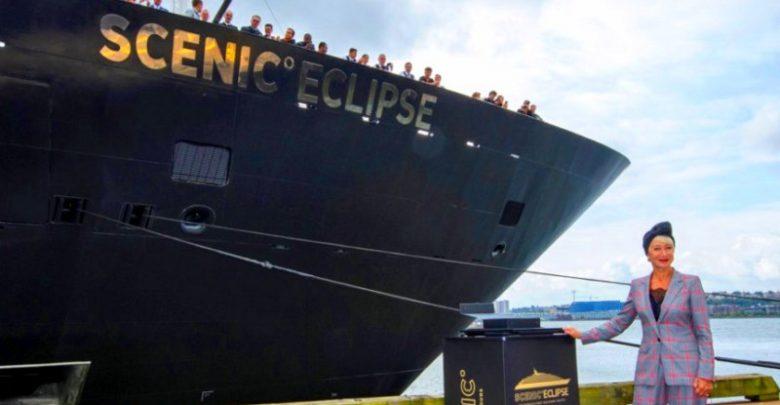 Εγκαινιάστηκε το Scenic Eclipse