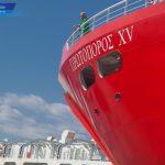 Ευάγγελος Τσώκος 15 χρόνια 15 πλοία Συνέντευξη ( (11)