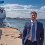 Ευάγγελος Τσώκος 15 χρόνια 15 πλοία Συνέντευξη ( (14)