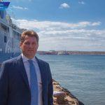 Ευάγγελος Τσώκος 15 χρόνια 15 πλοία Συνέντευξη ( (15)