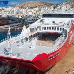 Ευάγγελος Τσώκος 15 χρόνια 15 πλοία Συνέντευξη ( (2)