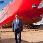 Ευάγγελος Τσώκος 15 χρόνια 15 πλοία Συνέντευξη ( (5)