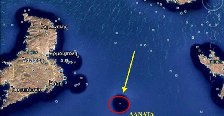 Photo of Λανάτα, ανάμεσα Σύρας και Ρήνειας