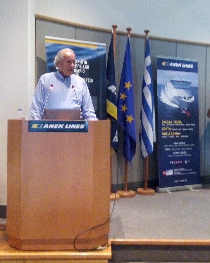 Στην Anek Lines τo 4ο Παγκρήτιο ενεργειακό συνέδριο (1)