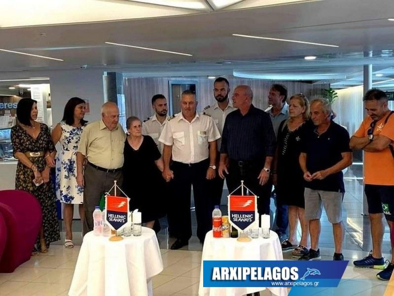 Τα Ψαρά τίμησαν τον εμβληματικό Καπετάνιο του ΒΑ Αιγαίου (4)