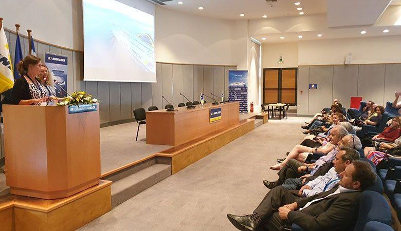 """ΑΝΕΚ Lines Ισχυρή παρουσία στην διοργάνωση θεσμό Seadays Workshop της """"Διεθνούς Ένωσης Ακτοοπλόων"""" (3)"""