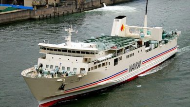 Photo of Νέο πλοίο στην ακτοπλοΐα από την Ιαπωνία