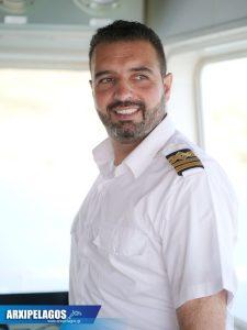 Cpt Θανάσης Χαλάς Ένας γνήσιος Ακτοπλόος Πλοίαρχος (Συνέντευξη) (3)