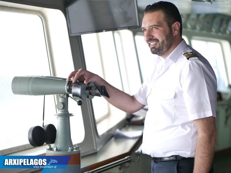 Cpt Θανάσης Χαλάς Ένας γνήσιος Ακτοπλόος Πλοίαρχος (Συνέντευξη) (4)