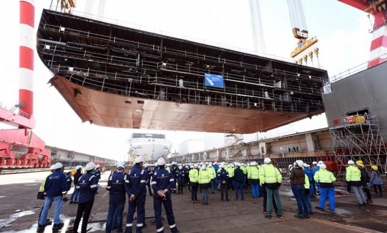 """Wonder of the Seas"" Nέο κρουαζιερόπλοιο την Royal Caribbean Cruises"