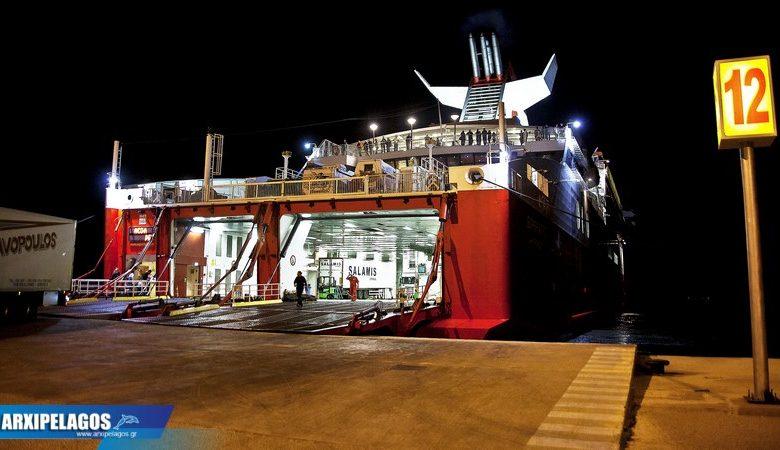 Scrubbers σε 8 πλοία τοποθετεί η Attica Group