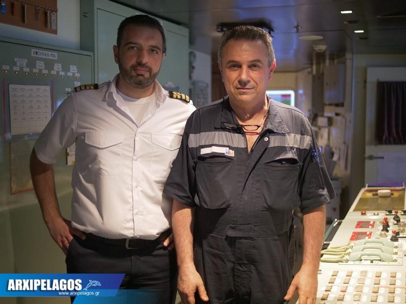 Superferry Ρεμέντζα σε όλα τα λιμάνια της γραμμής μέχρι το Ηράκλειο Video (2)