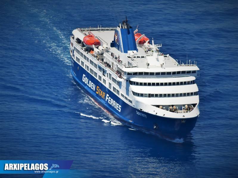 Superferry Ρεμέντζα σε όλα τα λιμάνια της γραμμής μέχρι το Ηράκλειο Video (3)