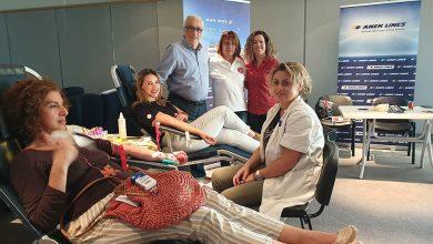Photo of ΑΝΕΚ LINES : Ταξίδι …ζωής και ελπίδας στην 14η Εθελοντική Αιμοδοσία