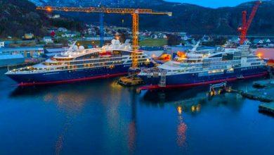 Photo of Δύο νέα πλοία παρήγγειλε η Ponant