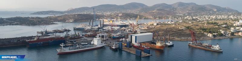 Στα ναυπηγεία Σπανόπουλου το Cat I πρώην Αλκυόνη (4)