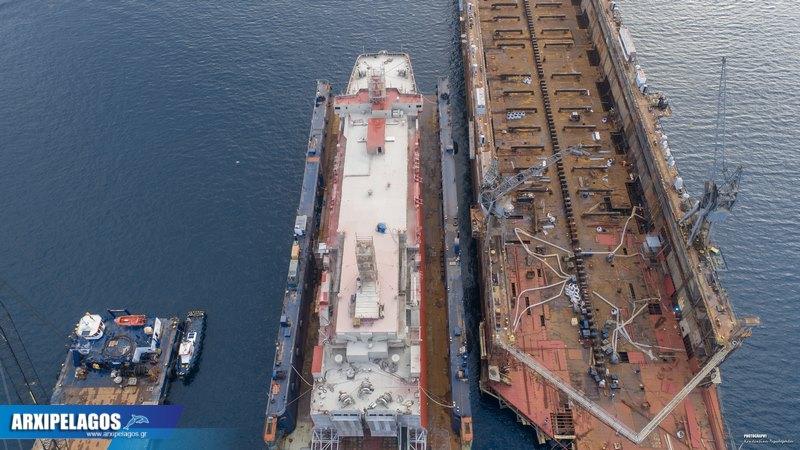 Στα ναυπηγεία Σπανόπουλου το Cat I πρώην Αλκυόνη (7)