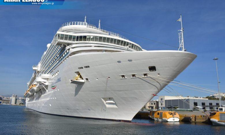 Photo of Costa Diadema (Κρουαζιερόπλοιο) Παρουσίαση στο πλοίο