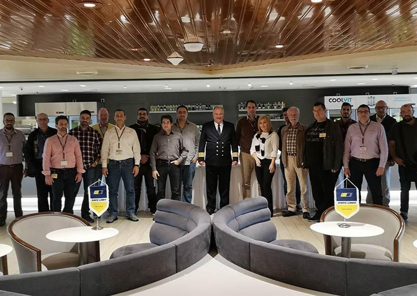 Επιτυχημένο το Workshop2 του Προγράμματος Palaemon στα πλοία της ΑΝΕΚ Lines (1)