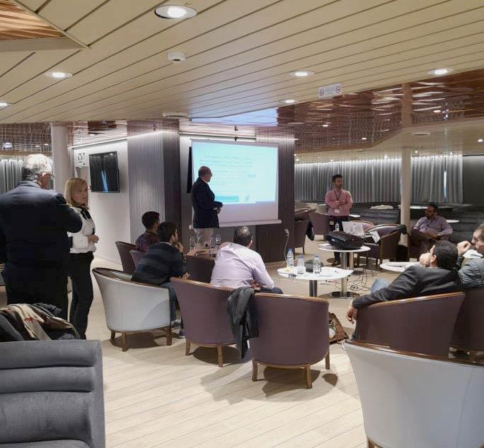 Επιτυχημένο το Workshop2 του Προγράμματος Palaemon στα πλοία της ΑΝΕΚ Lines (2)