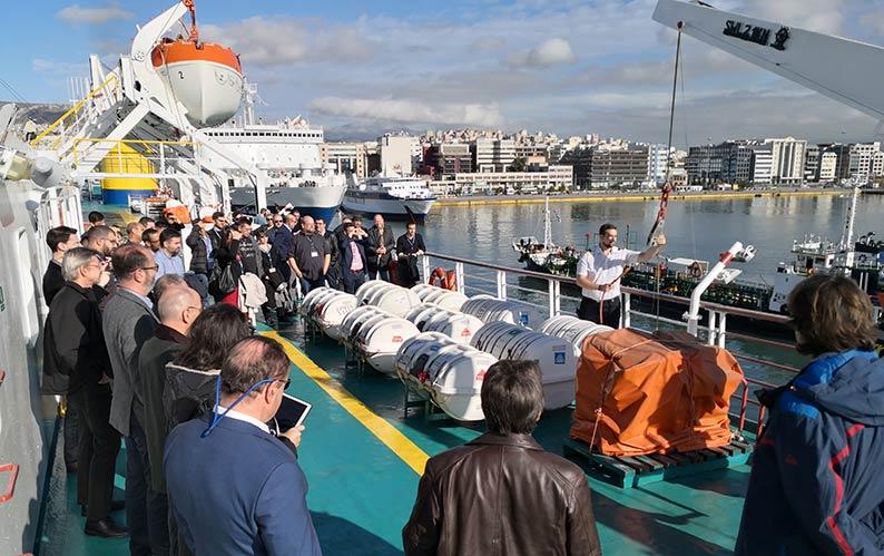 Επιτυχημένο το Workshop2 του Προγράμματος Palaemon στα πλοία της ΑΝΕΚ Lines (3)