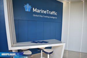Επίσκεψη του Arxipelagos στο Marinetraffic (4)