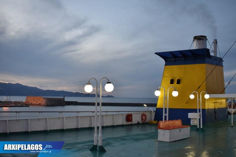 Κρήτη ΙΙ Το πλωτό γεφύρι της Anek Lines (22)