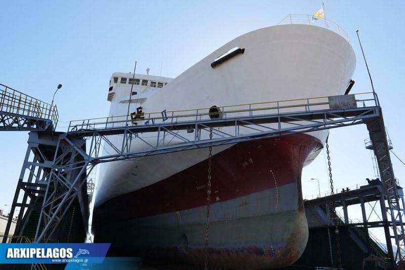 Κρήτη ΙΙ Το πλωτό γεφύρι της Anek Lines (3)