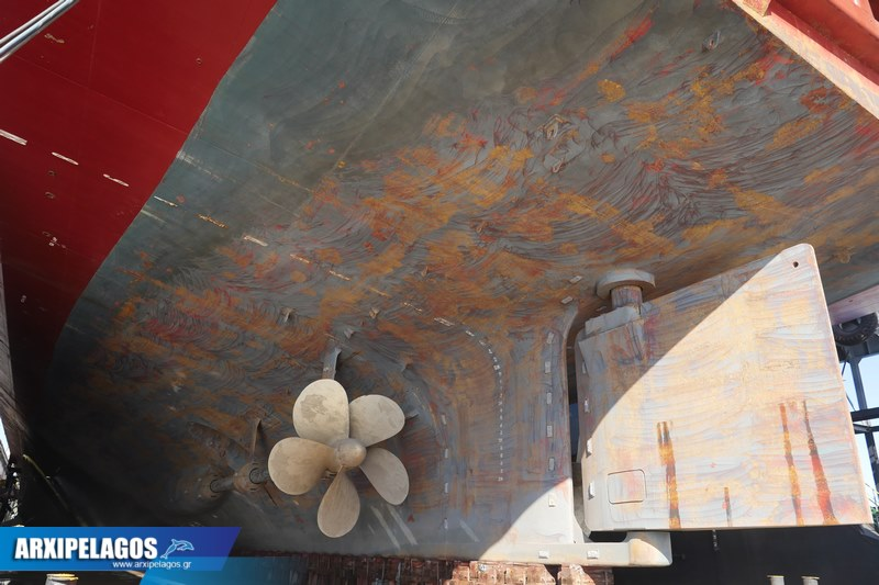 Κρήτη ΙΙ Το πλωτό γεφύρι της Anek Lines (4)