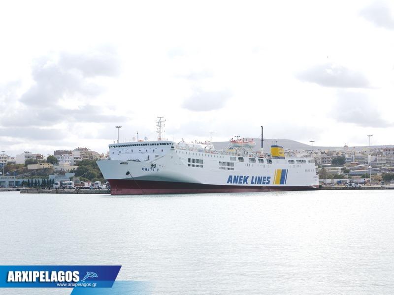 Κρήτη ΙΙ Το πλωτό γεφύρι της Anek Lines (40)