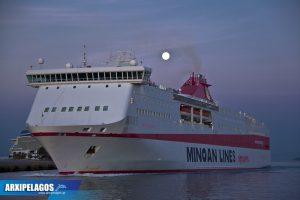 Μινωικές Φήμες για αλλαγές στα πλοία (5)