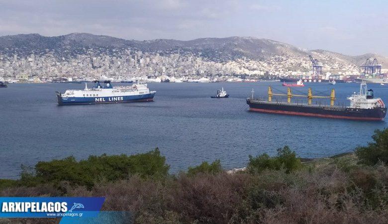 Φεύγει για το τελευταίο ταξίδι το Ionian Sky (3)