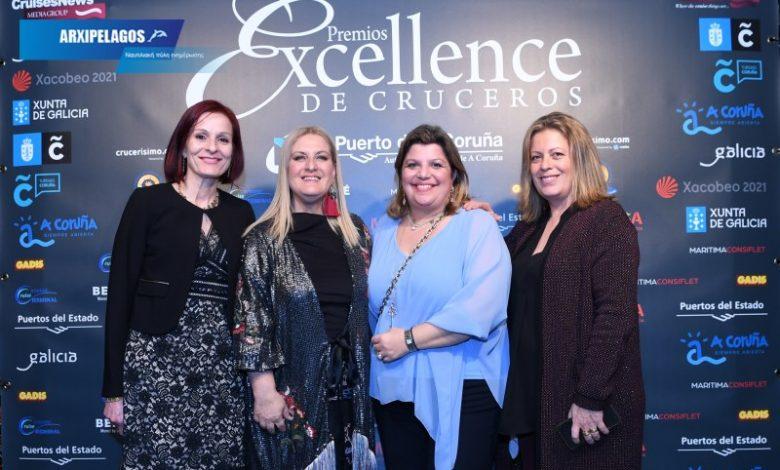 Η Celestyal Cruises διακρίνεται στα Cruise Excellence Awards για την κρουαζιέρα της