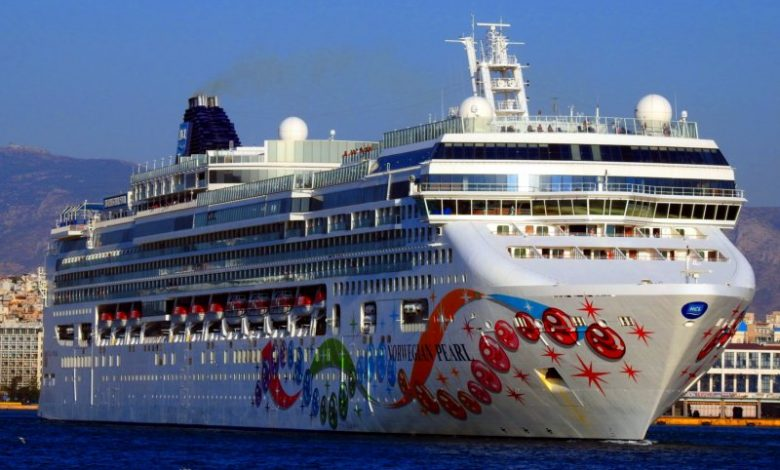 Photo of Το Norwegian Pearl στο Αιγαίο το 2021!