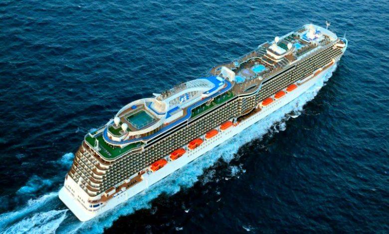Photo of Ακυρώθηκαν όλα τα ταξίδια Μαρτίου – Απριλίου της Princess Cruises